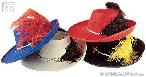Children's Musketeer Hat -