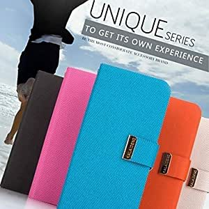 LCJ Promotion Seven Wei Series Phone Leather Cases for Samsung Galaxy Grand I9080/I9082(Assorted Colors) , Pink