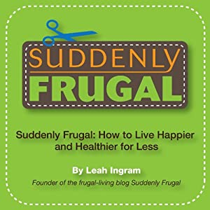 Suddenly Frugal Audiobook