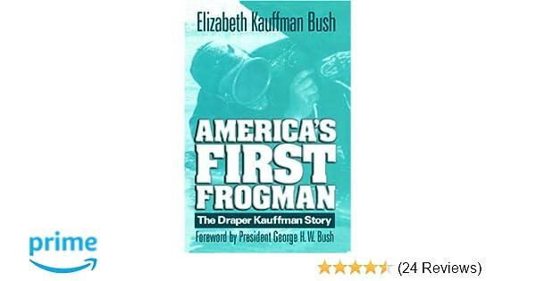 Amazon America's First Frogman The Draper Kauffman Story Fascinating Don Kauffman's Sewing Machines