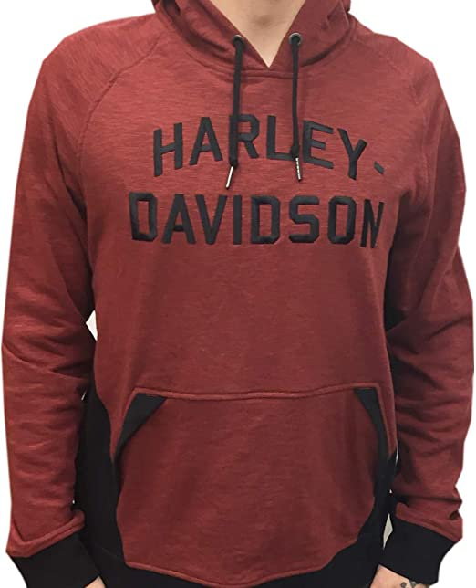 Harley-Davidson Men/'s Screamin/' Eagle Competitor Pullover Hoodie HARLMS0079