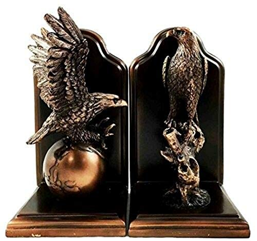 Ky & Co YesKela Wings of Glory Bald Eagle On Globe for sale  Delivered anywhere in USA