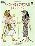 Ancient Egyptian Fashions (Dover Fashion Coloring Book)