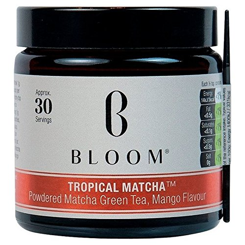 BLOOM Tropical Matcha 30g - Pack of 6 by BLOOM (Image #1)