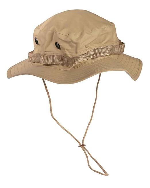 Mil-Tec GI Boonie Hat Khaki size XXL  Amazon.in  Clothing   Accessories 3058934cf62