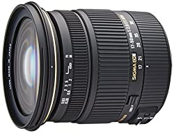 Image of the product Sigma 17 50mm f/28 EX DC that is listed on the catalogue brand of Sigma. The product has been rated with a 4.6 over 5
