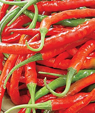 Cayenne Red Seeds (Cayenne Long Red Pepper (75 Days) 200 Seeds By Jays Seeds Upc 643451294675)