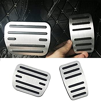 Amazon Com No Drill Pedal Covers For Ford F150 Ttcr Ii