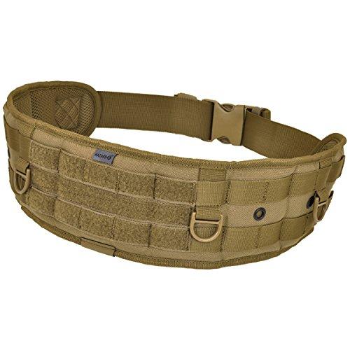 HAZARD 4 Waistland MOLLE Load Belt, Coyote