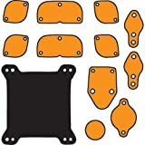 JAZ Products 730-004-01 BLOCK OFF KIT CHEVY