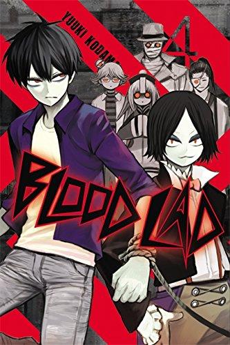 Blood Lad, Vol. 4 (Blood Lad 1 Vol)