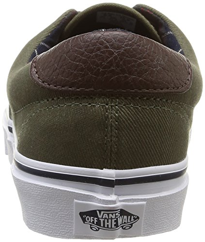 Plaid U Green Vans Sneakers Adulto Verde 59 Unisex Plaid Ivy Era dPwtq
