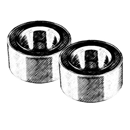 02 ford escape wheel bearing - 4
