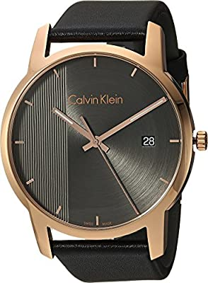 Calvin Klein Mens City Watch - K2G2G6C3