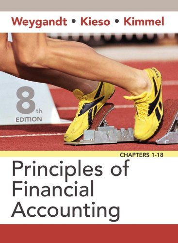 Principles of Financial Accounting: Chapters 1-18 (Chapters 1-19)