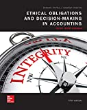 img - for Loose Leaf Ethical Obligations and Decision Making in Accounting: Text and Cases book / textbook / text book