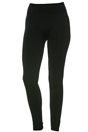 49efd1dd9fa9d KMystic Winter Fleece Lined Leggings at Amazon Women's Clothing store: