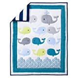 Circo 4pc Crib Bedding Set - Whales 'n - Best Reviews Guide