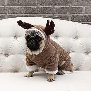 Ordertown - Pelele para Perro y Mascota, Adorable, Suave, cálido ...