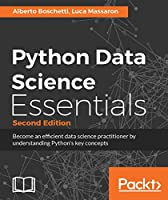 Python Data Science Essentials, 2nd Edition Front Cover