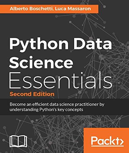 Python Data Science Essentials, 2nd Edition