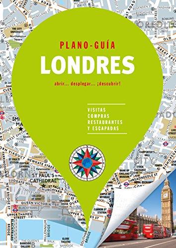 Londres (Plano - Guía): Visitas, compras, restaurantes y escapadas (PLANO-GUÍAS) Tapa blanda – 26 ene 2018 B (Ediciones B) 8466661867 Travel & holiday guides TIEMPO LIBRE. OCIO.