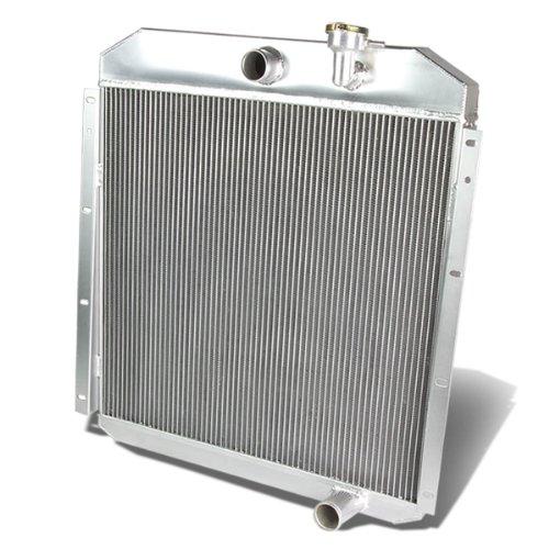 For GMC Pickup Truck Full Aluminum 3-Row Racing Radiator - 5 Gen