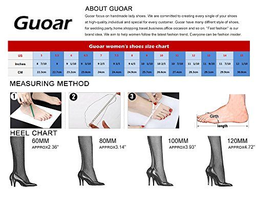 Guoar Womens Stiletto Heel Big Size Shoes Pointed Toe DOrsay&Two-Piece Bowtie Pump For Wedding Party A-silver gtpeDpxNkI