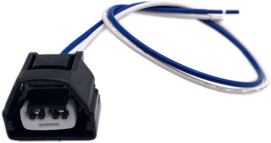 ALLMOST FOR 2004-2009 Toyota Prius connector pigtail plug 10887 HEATER Water Pump 064100-0951