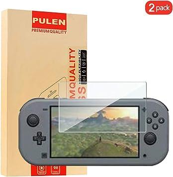 PULEN [2 Unidades Compatible con Nintendo Switch Lite Protector de ...