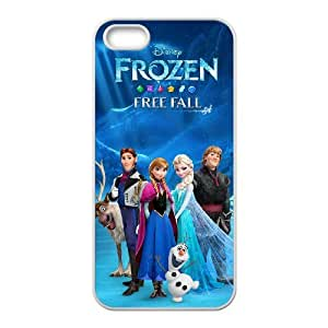 Frozen For iPhone 5, 5S Csae protection phone Case FX255691