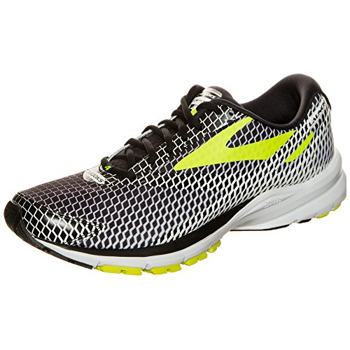 Brooks Launch 4 Scarpe da Corsa nero/bianco Footlocker Imágenes Baratas tl8LN984