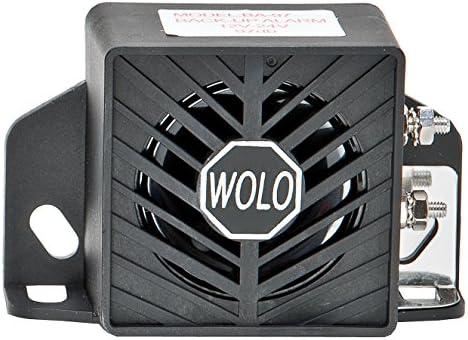 One Emergency Vehicle or Truck Backup Alarm 12V 97dB