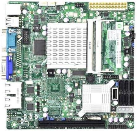 Supermicro Intel C206 DDR3 800 LGA 1366 Mini-ITX Motherboard X7SPA-H-D525-O