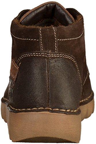 estilo botas motero Marrón Mujer Seibel Josef 06wqE5S0