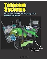 Telecom Systems, PSTN, PBX, Datacom, IP Telephony, IPTV, Wireless and Billing