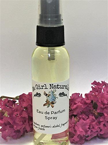 Halle Type Eau de Parfum Spray, Eau de Parfum, Parfum, Perfume, Perfume Spray, Handmade by GA Girl Naturals