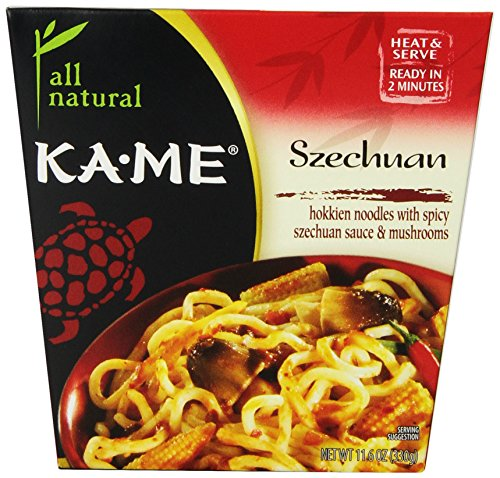 - Ka-Me Noodle Box, Szechuan, 11.6 Ounce (Pack of 6)