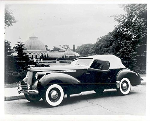 1940 Packard 180 Darrin Factory Photo for sale  Delivered anywhere in USA