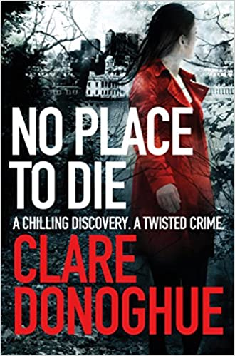 No Place to Die (Detective Jane Bennett and Mike Lockyer Series)