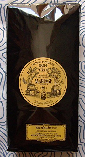 Mariage Freres - ROSE D'HIMALAYA SFTGFOP1 (T1260) - 17.63oz / 500gr Loose Leaf BULK BAG by Unknown