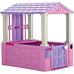 American Plastic Toy My Very Own Dream Cottage Playhouse