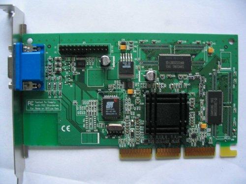 CREATIVE LABS CT6980 AGP GRAPHIC CARD