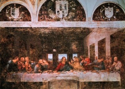 The Last Supper 2000 Piece Puzzle