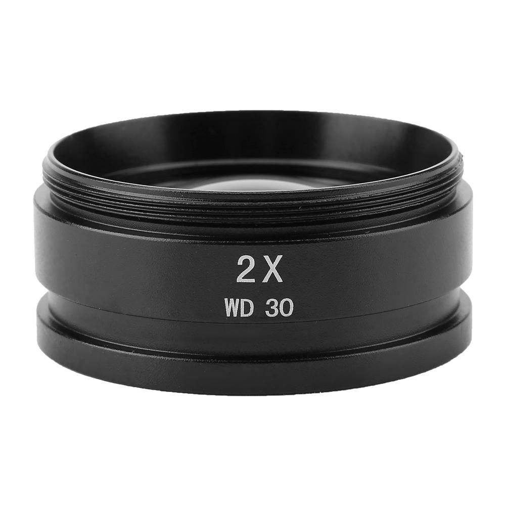 KP-2X Microscope Objective Lens for Stereo Microscope 48mm Mounting Thread