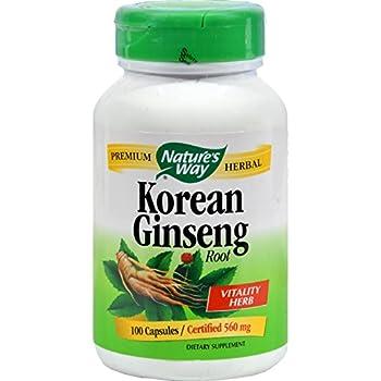 Ginseng Extract Natures Way