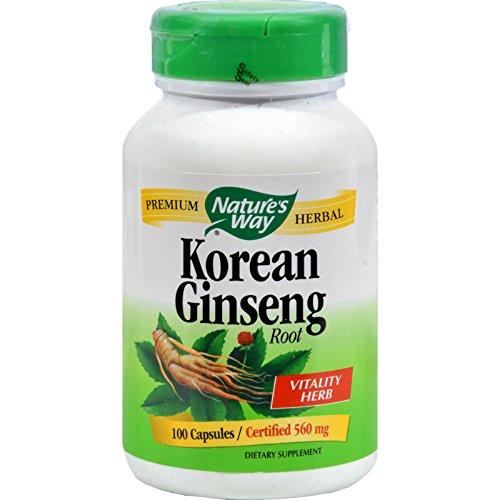 Natures Way Korean Ginseng - 6