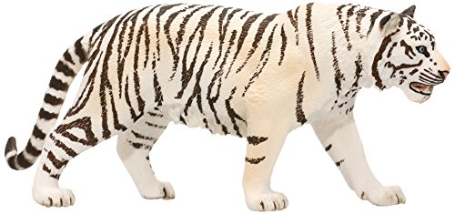 - Schleich White Tiger Figure