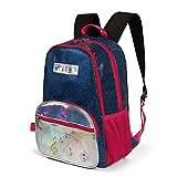 Advocator Bling Glitter Kid's Backpack Sequin