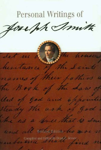 The Personal Writings of Joseph Smith